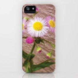 Urban Flower iPhone Case
