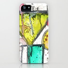 Dirty Martini iPhone Case