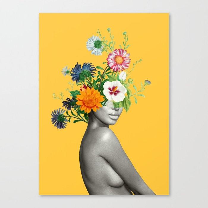 Bloom 5 Canvas Print