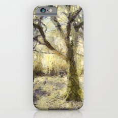Summertime Forest Van Gogh iPhone 6s Slim Case