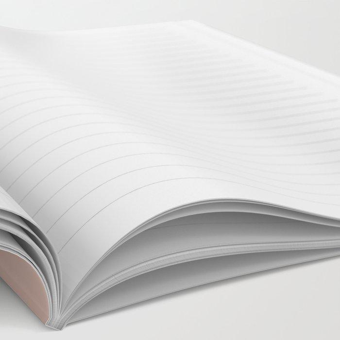 FRENCH BULLDOG BOSS Notebook