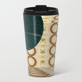 Patterned Ball Mandalic Room Travel Mug