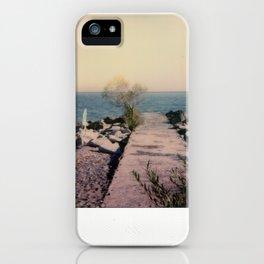 R.C. Harris Beach Spectra Color iPhone Case