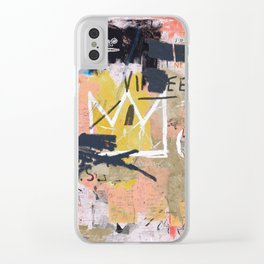 Boom For Real Clear iPhone Case