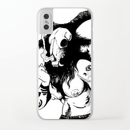 Muse III Clear iPhone Case