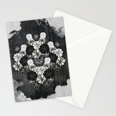 Flower Kaleidoscope Stationery Cards