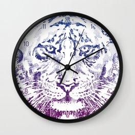 TIGER HEAD Wall Clock