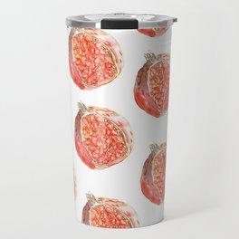 Pomegranate Travel Mug