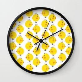 chick chick Wall Clock