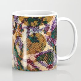 Art Noveau Textured pattern Coffee Mug