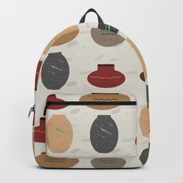 Clay Pots Backpack