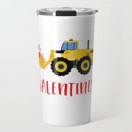 I'm Digging Valentines Cutes Lovers Hearts Day Travel Mug