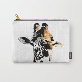 Silly Giraffe Carry-All Pouch
