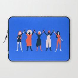 Girl Gang - Blue Laptop Sleeve