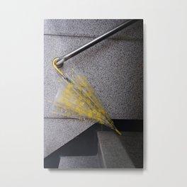 Golden Showers Metal Print
