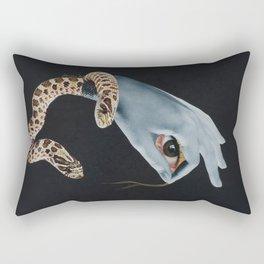 All seeing eye I. Rectangular Pillow