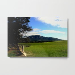 The Pyrenees - Australia Metal Print