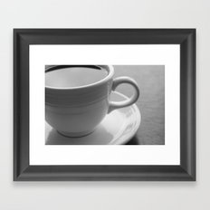 The Perfect Pour Framed Art Print