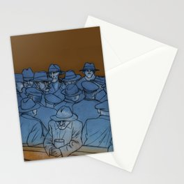White Angel Bread Line (San Francisco – 1932) Stationery Cards