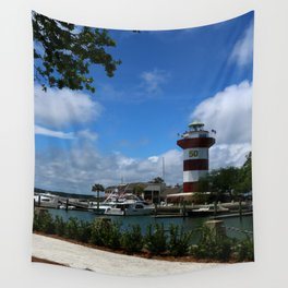 Harbour Town Light Wall Tapestry