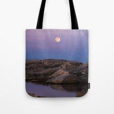Full Moonrise Tote Bag