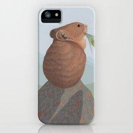 American Pika iPhone Case