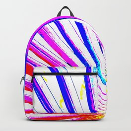 Pop Art Palm Backpack