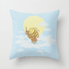 Together We Can Fly Throw Pillow