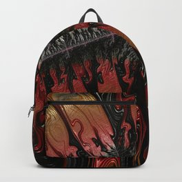 Molten Lava Backpack