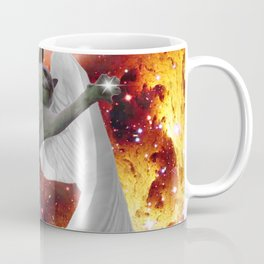 Angel cat Coffee Mug
