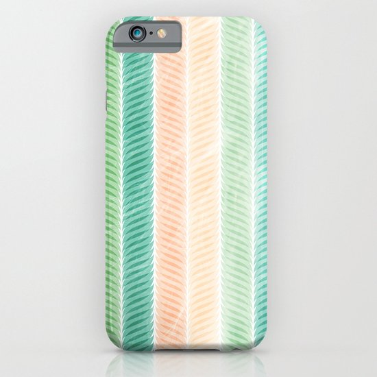 Feather Pattern iPhone & iPod Case