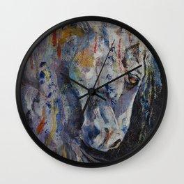Knight of Chess Wall Clock