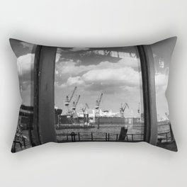 reflections III Rectangular Pillow