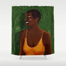 Pretty Itty Bitty Shower Curtain