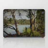 murray iPad Cases featuring The Mighty Murray River by Chris' Landscape Images & Designs