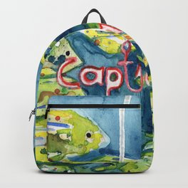 Captain Backpack