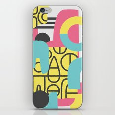 Collusion iPhone & iPod Skin