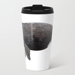 Northern right whale (Eubalaena glacialis) Travel Mug