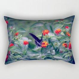 Wings of Paradise Rectangular Pillow