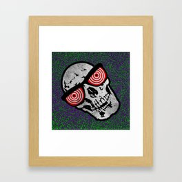 X-Ray Framed Art Print