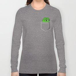 Pocket Pepe Long Sleeve T-shirt