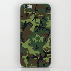 Army Camouflage iPhone & iPod Skin