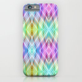 Pattern pastell 5 iPhone Case