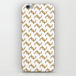 Double Y Pattern iPhone Skin
