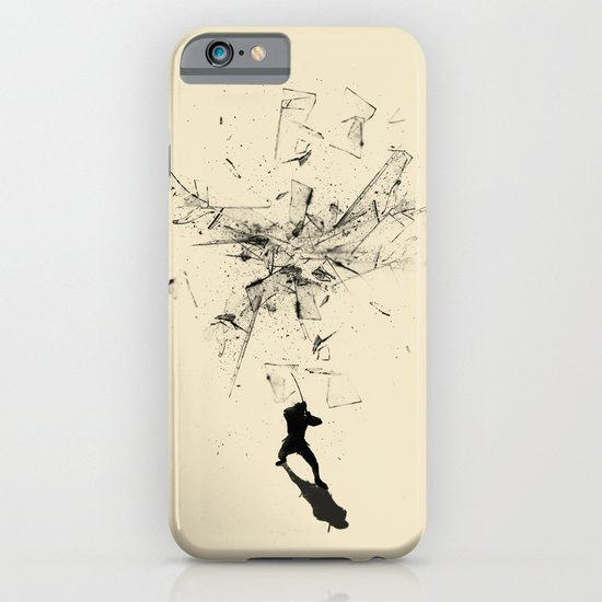 Ninja Moves iPhone & iPod Case
