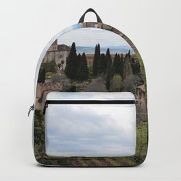 View Toward Alhambra Backpack