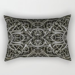 Antler Farm Rectangular Pillow