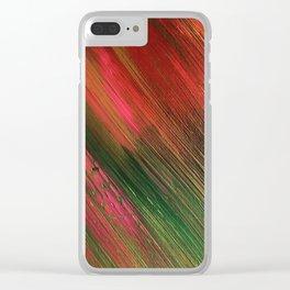 Art Nr 240 Clear iPhone Case