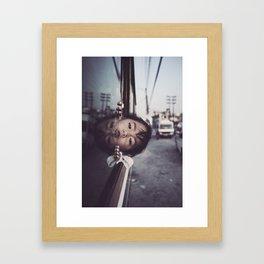 Asia 39 Framed Art Print