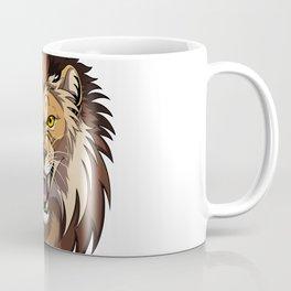 Lion's head Coffee Mug